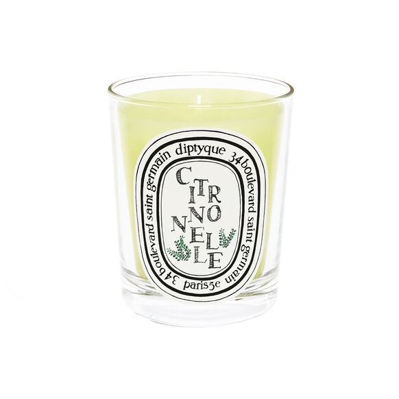 Citronnelle Candle Limited Edition, , large, image1