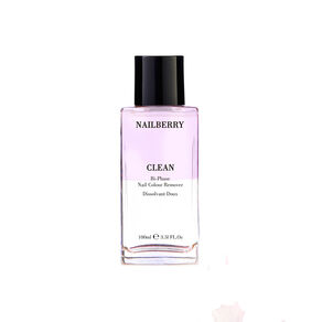 Clean Bi-Phase Nail Colour Remover