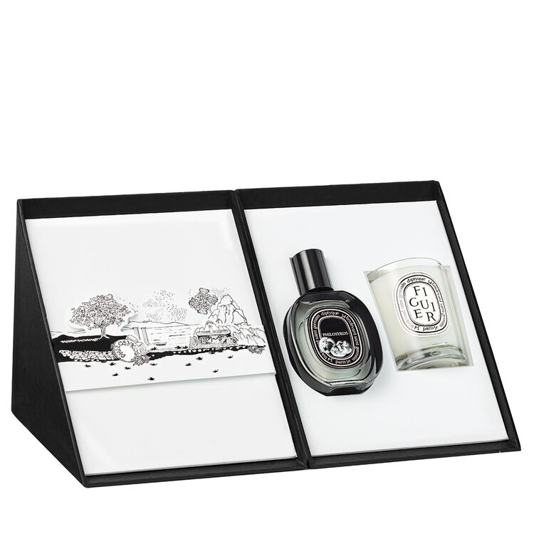 Diptyque Philosykos Eau De Parfum.Diptyque Philosykos Figuier Duo Set Space Nk Usd