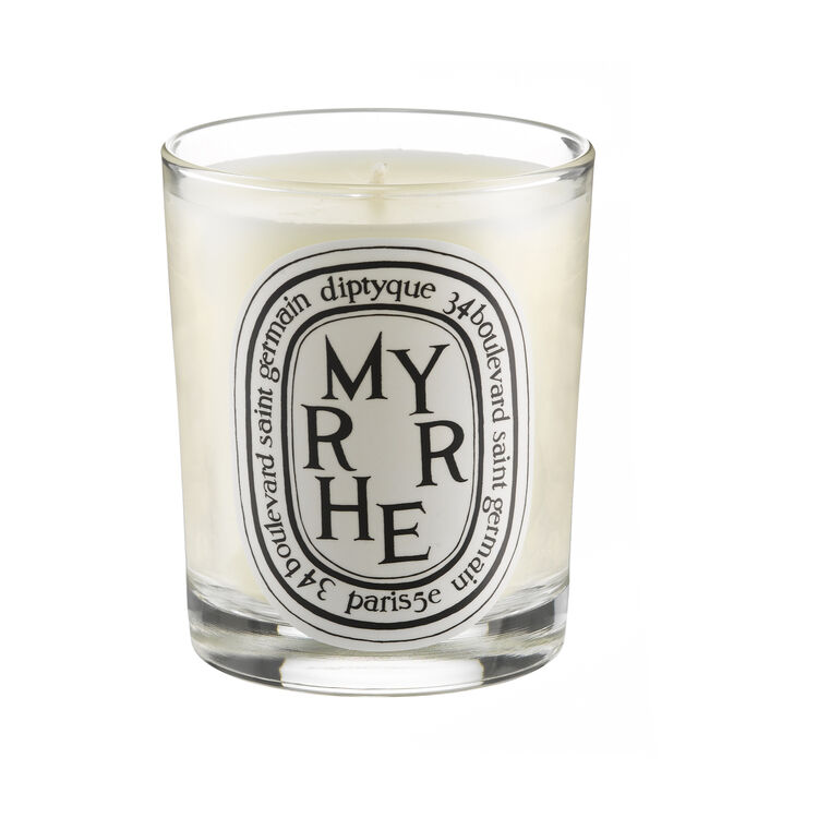Myrrhe Scented Candle 190g, , large
