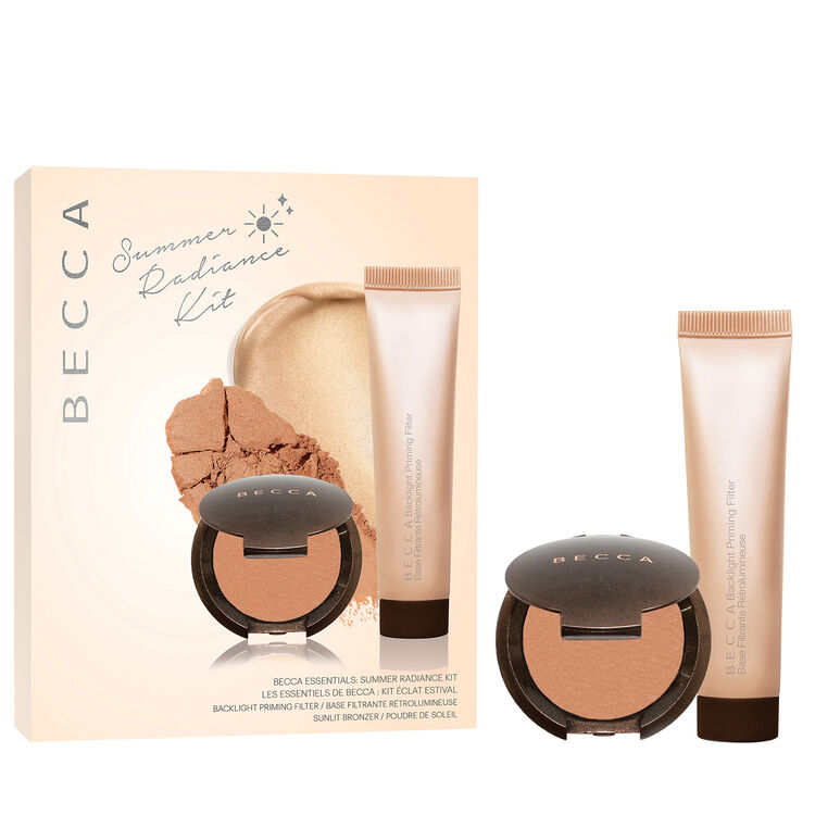 Becca Essentials: Summer Radiance Kit, , large
