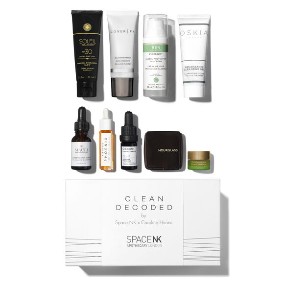 Clean Decoded By Space NK X Caroline Hirons, , large, image_1