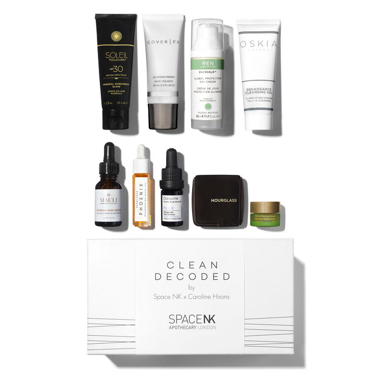 Clean Decoded By Space NK X Caroline Hirons, , large