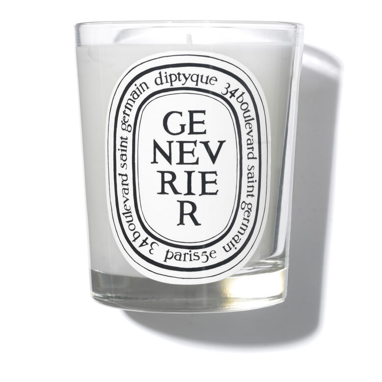 Genevrier / Juniper Scented Candle, , large