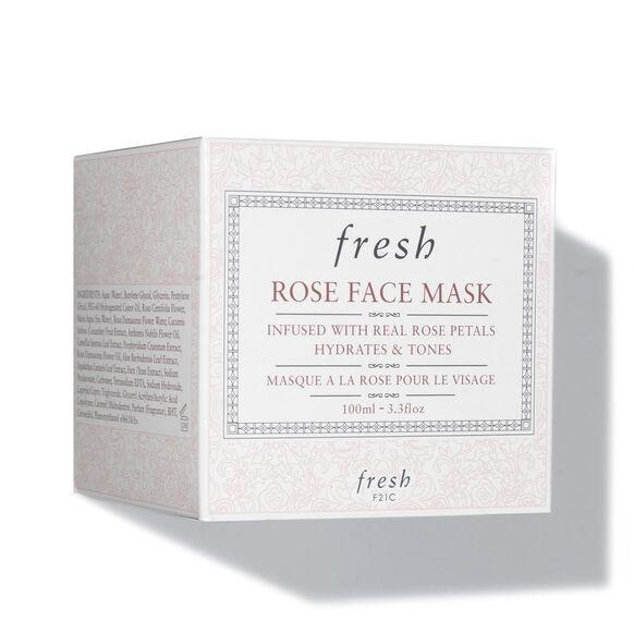 Rose Face Mask, , large, image4