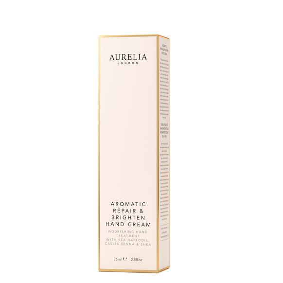 Aromatic Repair & Brighten Hand Cream, , large, image4