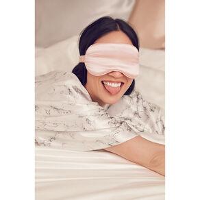 Silk Sleep Mask, PINK, large