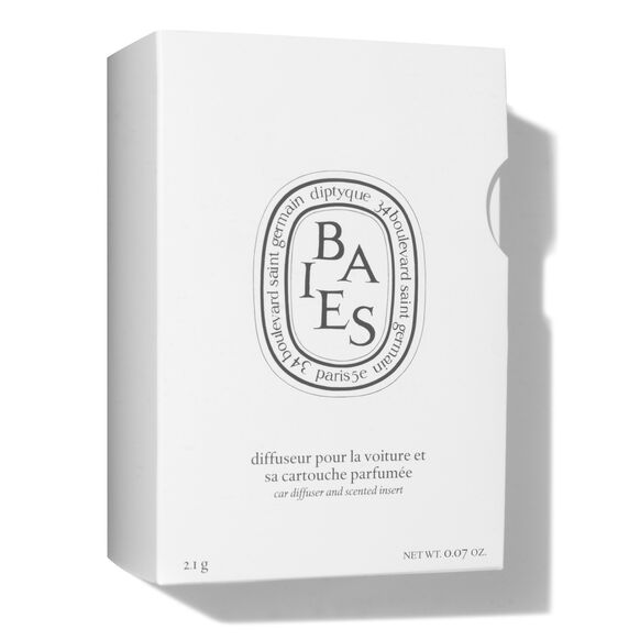 Car Diffuser And Baies Scented Insert, , large, image4