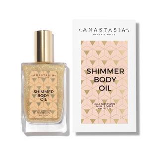 Shimmer Body Oil, , large