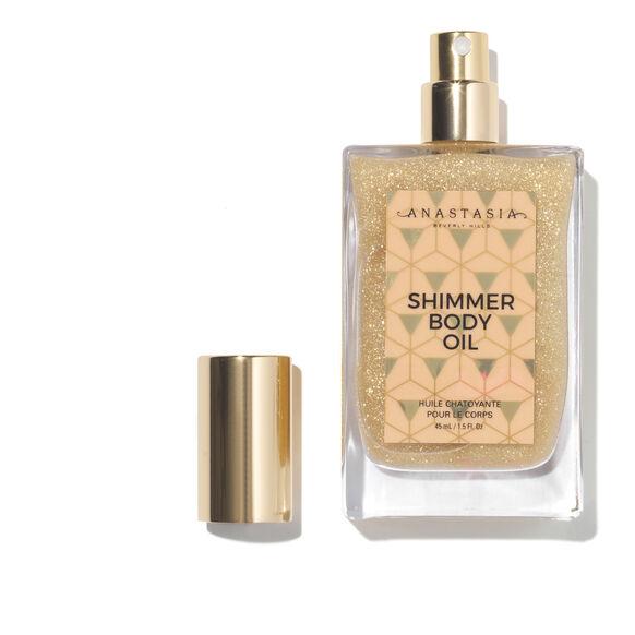 Shimmer Body Oil, , large, image2