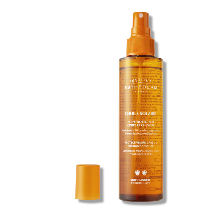 Sun Care Oil - Normal to Strong Sun, , large