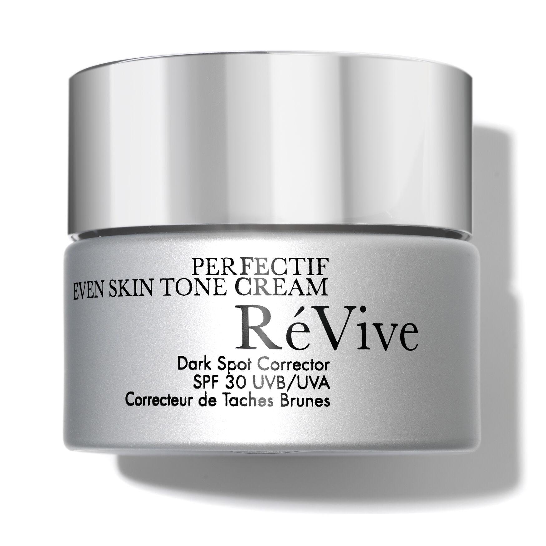 Révive Perfectif Even Skin Tone Cream Dark Spot Corrector Spf 30 Space Nk