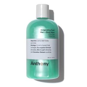 Invigorating Rush Hair & Body Wash