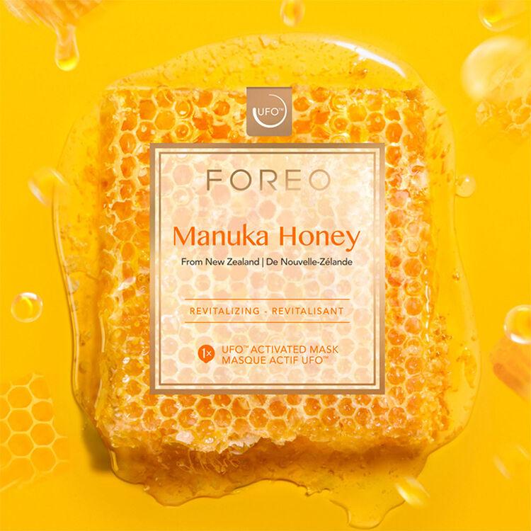 UFO Mini Mask Manuka Honey, , large