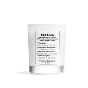 Replica Springtime in the Park Candle