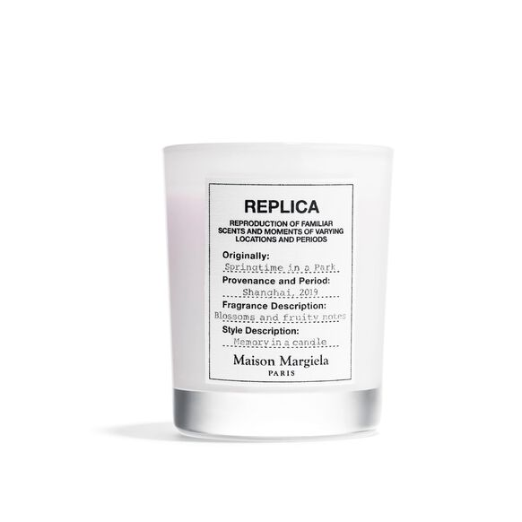 Replica Springtime in the Park Candle, , large, image_1