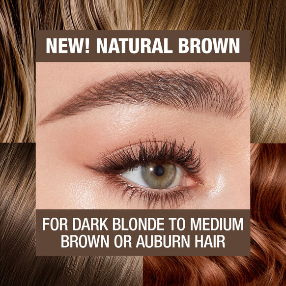 Brow Cheat, NATURAL BROWN, large, image8