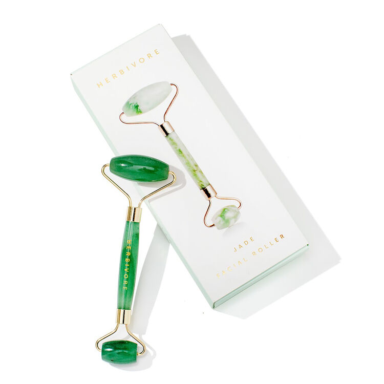 Jade Facial Roller, , large