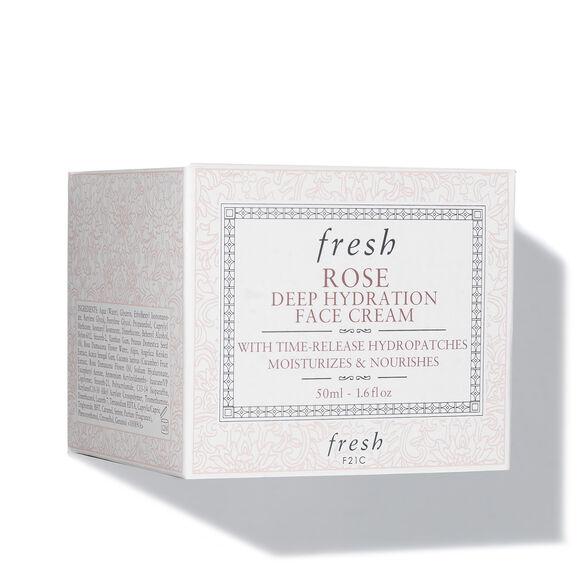 Rose Deep Hydration Face Cream, , large, image4