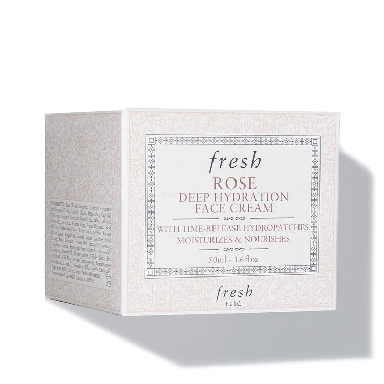 Rose Deep Hydration Face Cream, , large