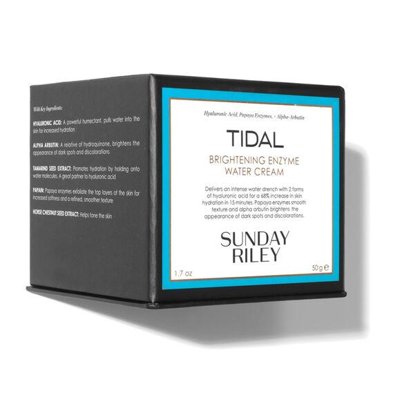 Tidal Brightening Enzyme Water Cream, , large, image4