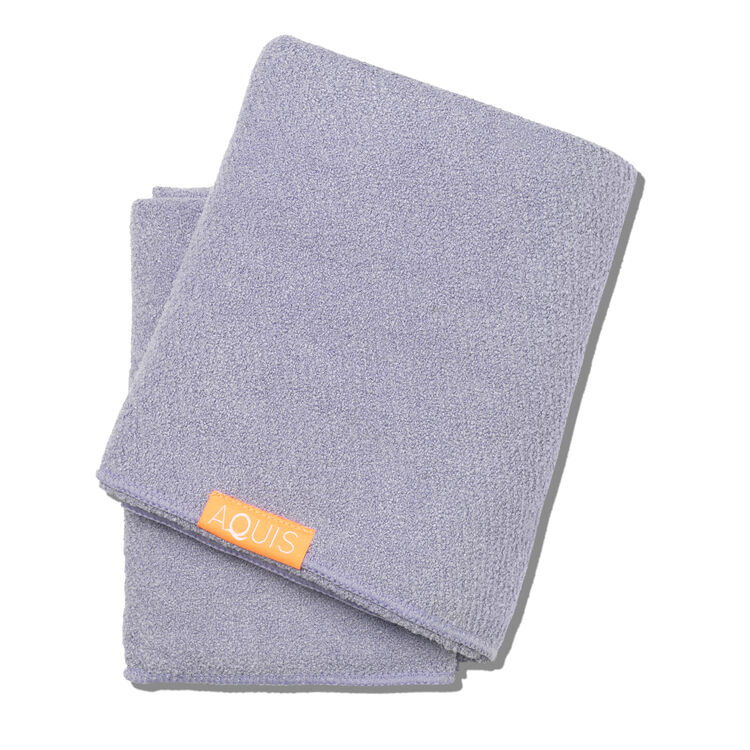 Hair Towel Lisse Luxe - Cloudy Berry, CLOUDY BERRY, large