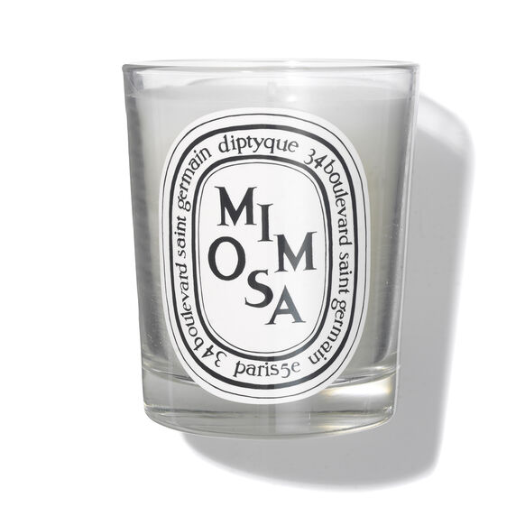Mimosa Scented Candle, , large, image_1