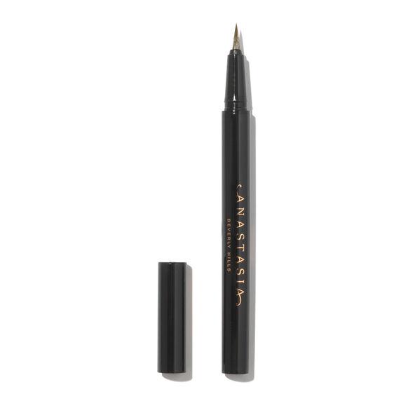 Brow Pen, MEDIUM BROWN 0.5 ML, large, image1