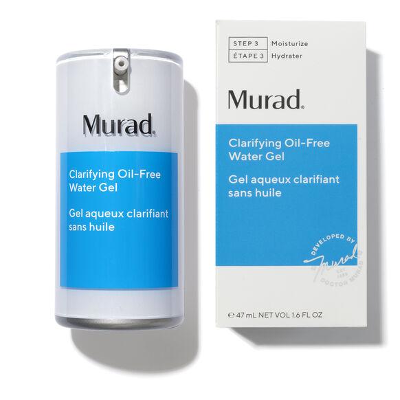 Clarifying Oil-Free Water Gel, , large, image2