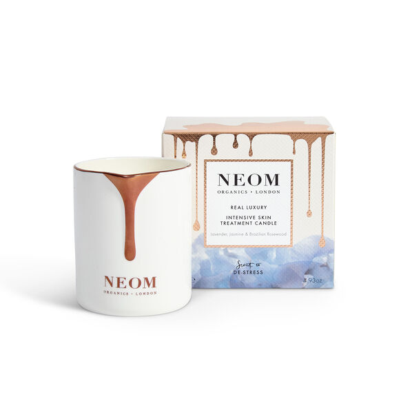 Real Luxury Intensive Skin Treatment Candle, , large, image1