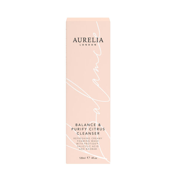 Balance and Purify Citrus Cleanser, , large, image3