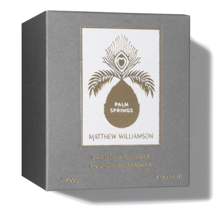 Winter Oud Scented Candle 200g, , large