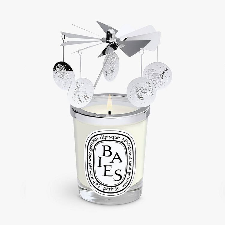 Carousel with Baies Scented Candle, , large