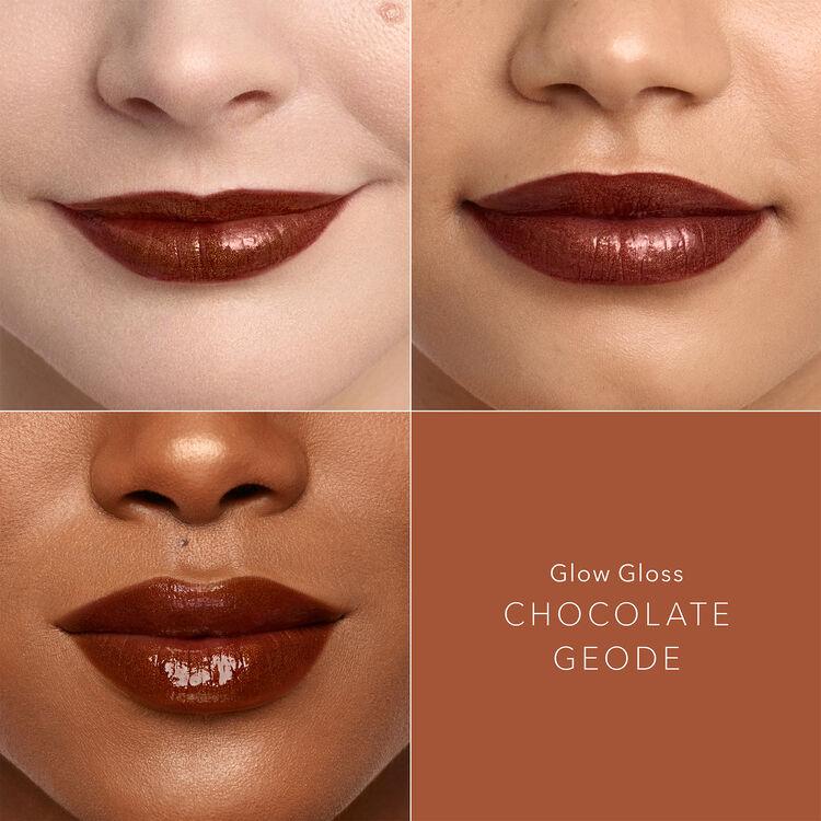 Glow Gloss, CHOCOLATE GEODE, large