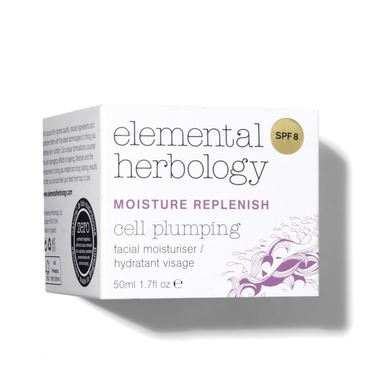 Cell Plumping Facial Hydrator SPF 8, , large