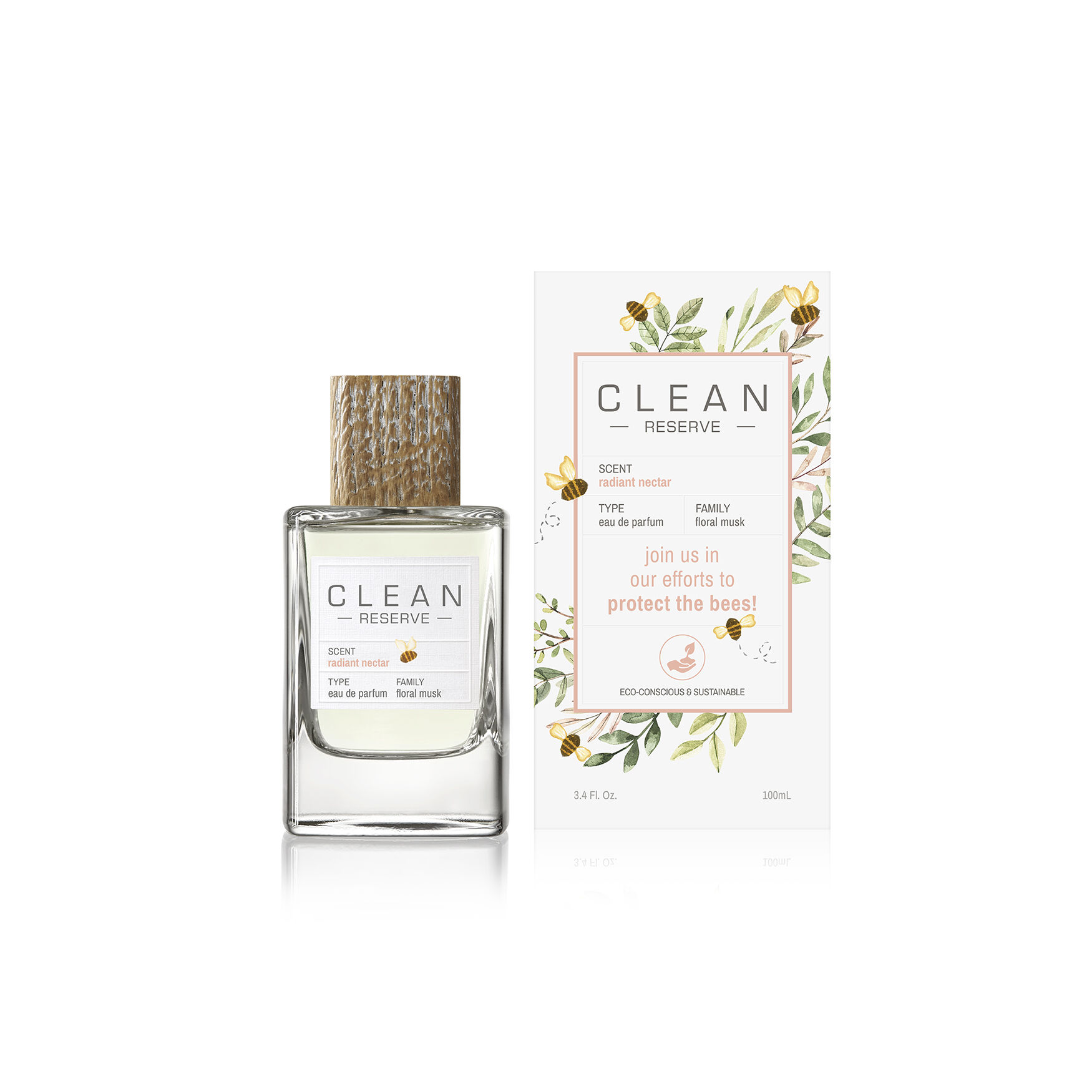 Clean Reserve Radiant Nectar Space Nk