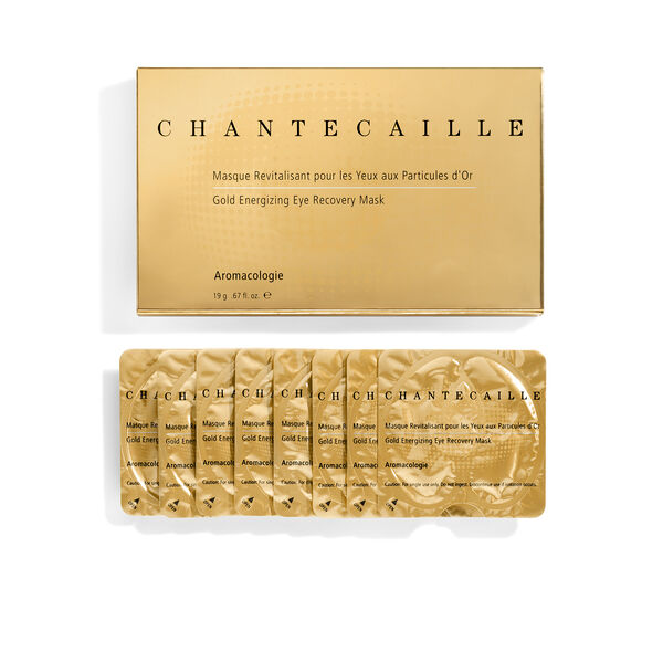 CHANTECAILLE | Gold Energizing Eye Recovery Mask