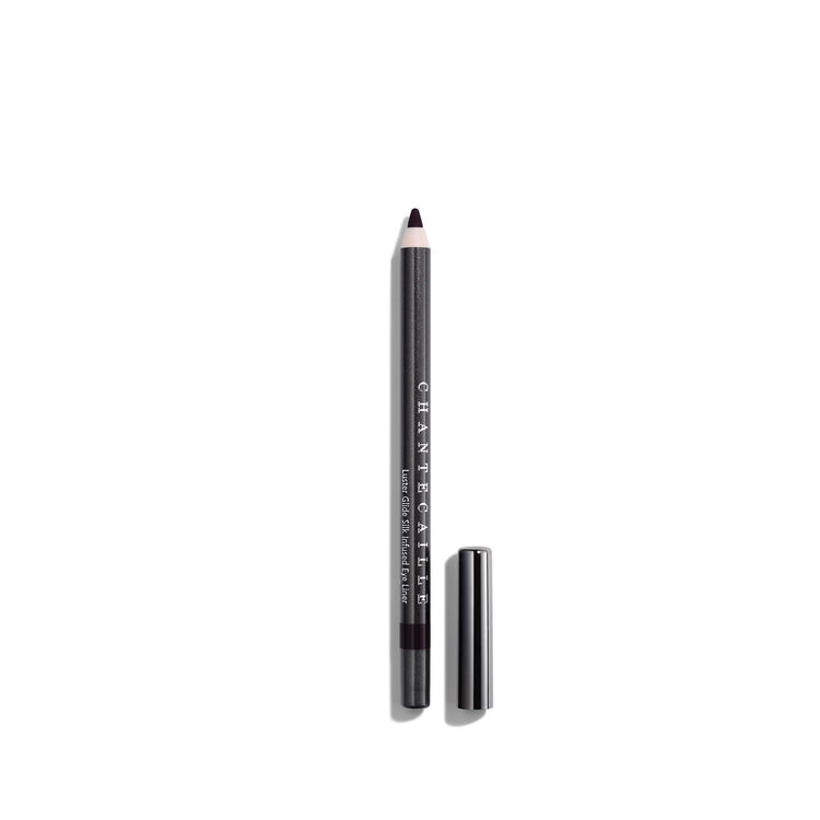 Luster Glide Silk Infused Eye Liner, RAVEN, large