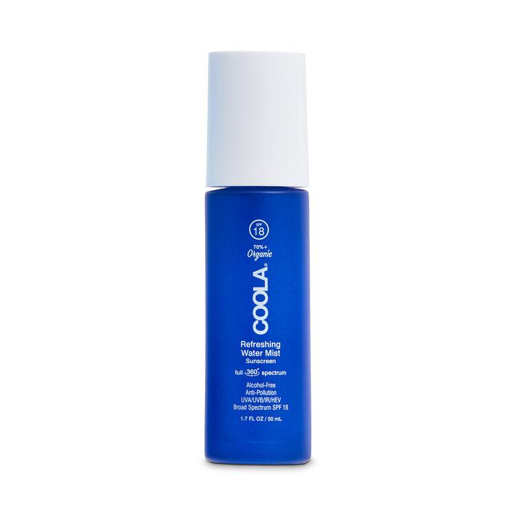 Full Spectrum 360° Refreshing Water Mist Organic Face Sunscreen SPF 18, , large