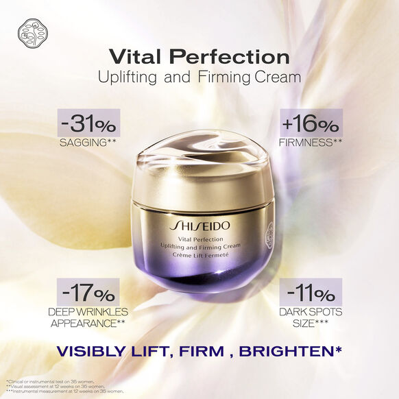Vital Perfection Uplifting and Firming Cream Enriched, , large, image3