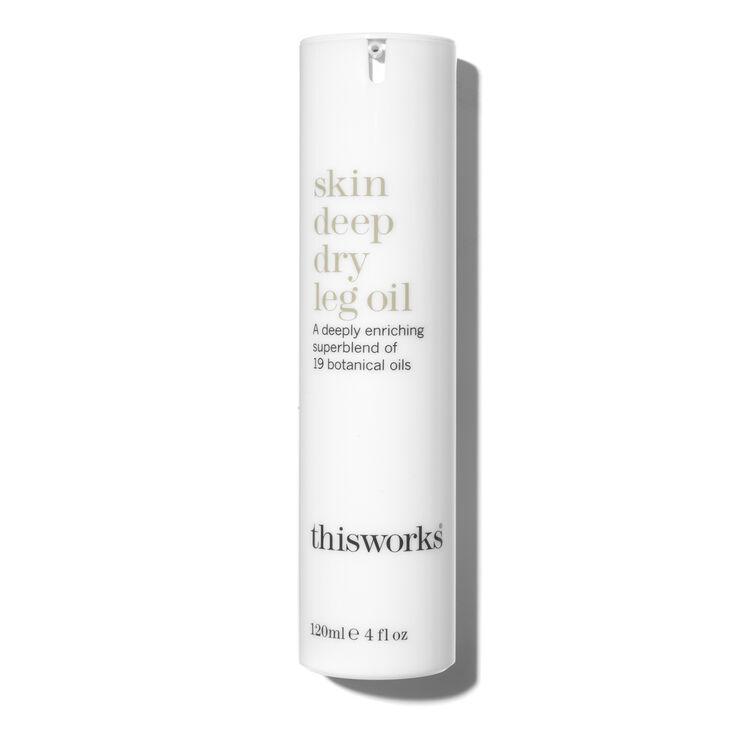 Skin Deep Dry Leg Oil 120ml, , large