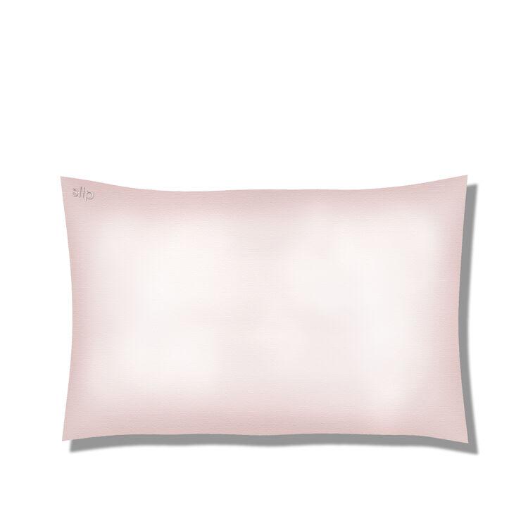 Silk Pillowcase - Queen Standard, PINK, large