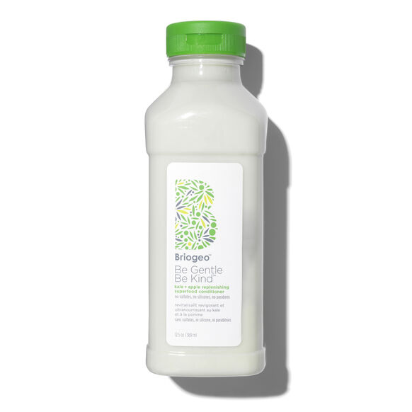 Be Gentle, Be Kind Kale + Apple Replenishing Superfood Conditioner, , large, image1