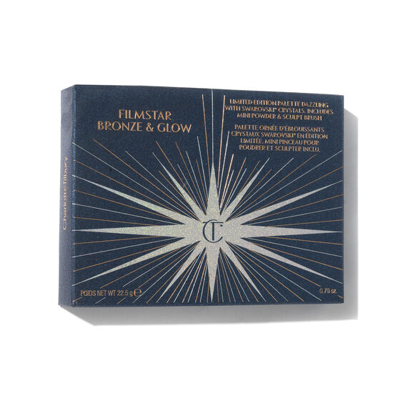 Limited Edition Filmstar Bronze And Glow Set, , large, image5