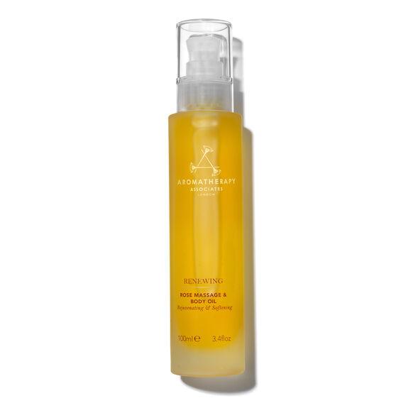 Renew Rose Nourishing Body Oil 3.4fl.oz, , large, image1