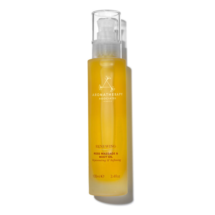 Renew Rose Nourishing Body Oil 3.4fl.oz, , large