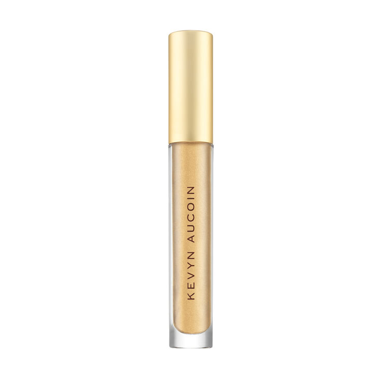 The Molten Lip Colour Molten Metals in Gold, GOLD, large