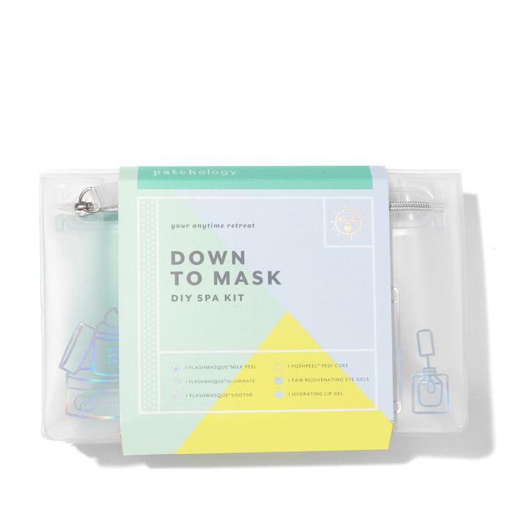 Down to Mask DIY Spa Kit, , large