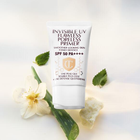 Invisible UV Flawless Poreless Primer SPF50, , large, image4