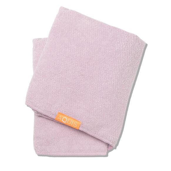 Hair Towel Lisse Luxe - Desert Rose, DESERT ROSE, large, image_1